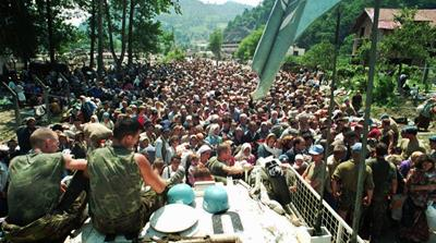 Rewriting Yugoslav history: Serbian war criminals-turned authors