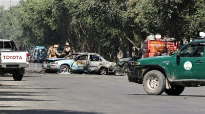 Afghanistan: Kabul University hit by deadly explosion
