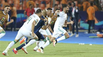 Algeria beat Senegal to win African Cup of Nations
