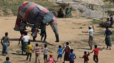 Conservation 'tusk force': The Rohingya and the elephants