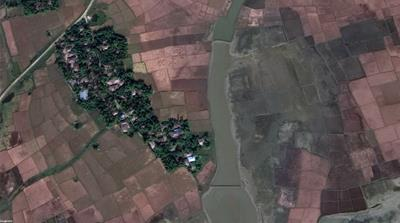 Satellite images show ongoing destruction of Rohingya settlements