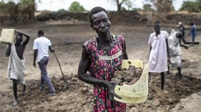 South Sudan: Building an oasis for the approaching drought