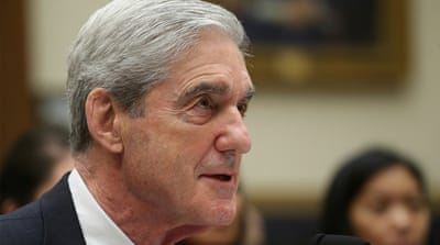 Mueller Probe - Top news from Al Jazeera