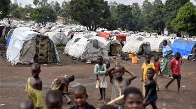 DR Congo ethnic violence stopping refugee returns: UN