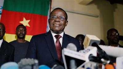 Cameroon's many fault lines