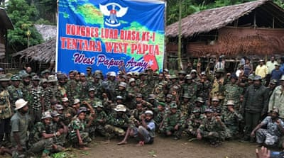 'State-in-waiting': Papua's rebels unite against Indonesia rule