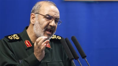 Iran Guard: Fear of war makes US focus on economic conflict