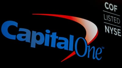Capital One says 106 million people's information hacked