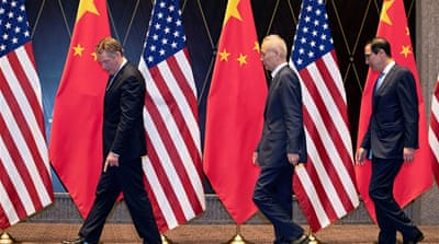 No Shanghai deal: US & China end trade talks with scant progress