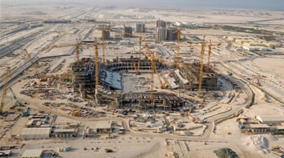 Qatar's economy is taking a hit before the 2022 World Cup