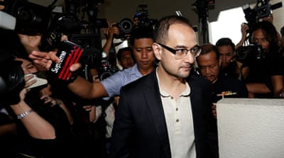 Movie producer stepson of former Malaysia PM charged over 1MDB