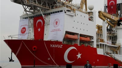 Turkey rejects EU claims that drilling off Cyprus is illegitimate