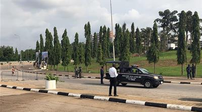 Nigeria: Parliament on lockdown after shots fired
