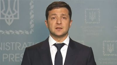 Ukraine's Zelensky proposes new peace talks with Russia's Putin