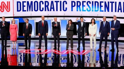 October US Democratic debate: Schedule, candidates, issues