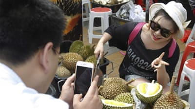 Durian rush creates thorny environmental problems in Malaysia