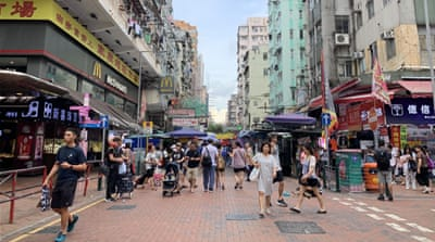 A lack of affordable housing feeds Hong Kong's discontent