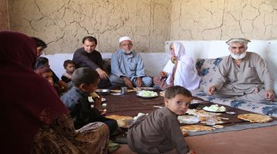 Eid in IDP camp - Kabul