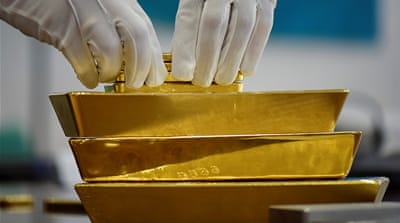 Dirty gold is infiltrating world markets under faked brands