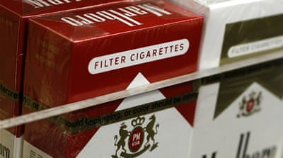 Cigarettes sold in the US could soon come with graphic warnings