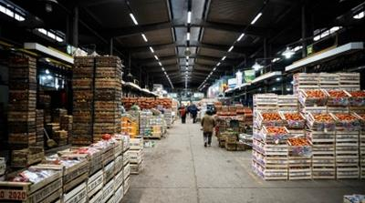 Argentina's Mercado Central is a wholesale food market in the province of Buenos Aires, near the Ezeiza international airport Photo/Natalie Alcoba