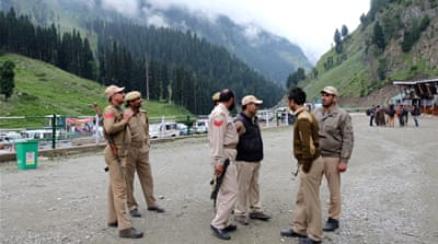 Panic in Kashmir after India asks tourists and pilgrims to leave