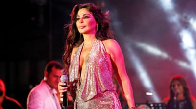 'Similar to mafias': Lebanese singer Elissa says will quit music
