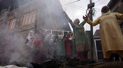 'Kashmir women are the biggest victims of this inhumane siege'