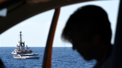 Italy prosecutor orders disembarkation of people on rescue ship