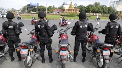 Cambodia detains another opposition member amid crackdown