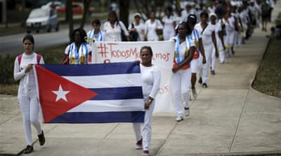 Amnesty names five new political prisoners in Cuba