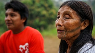 'Surrounded, afraid': The indigenous guardians of Brazil's Amazon