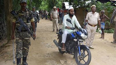 India: Fear among Muslims over planned nationwide citizens list