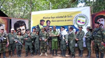 Are Colombia's FARC rebels returning to war?