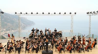 Young Palestinian musicians challenge 'system of oppression'