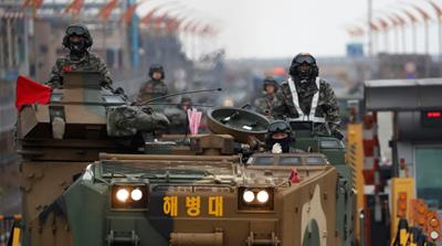 South Korea, US hold 'war games' despite North Korea warnings