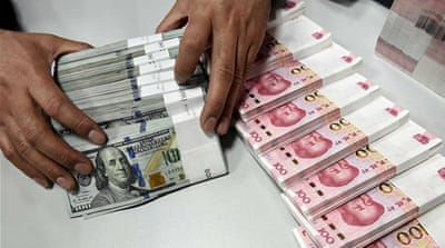 US designates China as currency manipulator