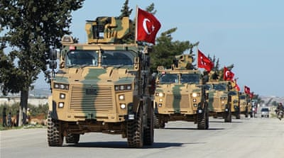 'Unacceptable': US warns Turkey of operation in northern Syria