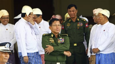 UN calls for sanctions, arms embargo against Myanmar army