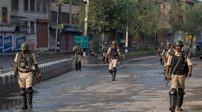 Kashmir restrictions to be eased in 'gradual manner'