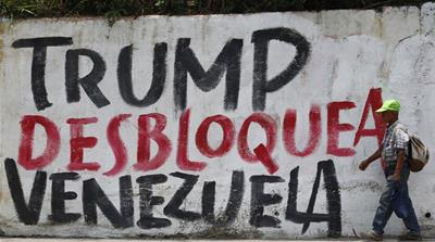 US sanctions on Venezuela likely to add to people's woes