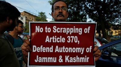The abrogation of Kashmir's special status: Why now?
