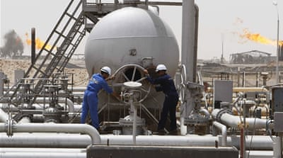 Iraq turns to two oil giants as part of Exxon deal falters