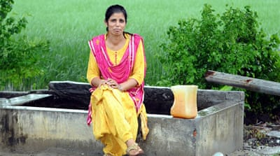After losing father, activist leads fight against farmer suicide