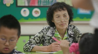 The grandmas saving South Korea's schools