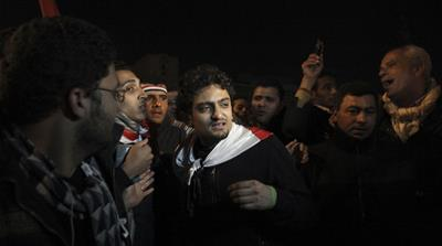 Face of Egypt's 2011 revolution asks el-Sisi to repent in video