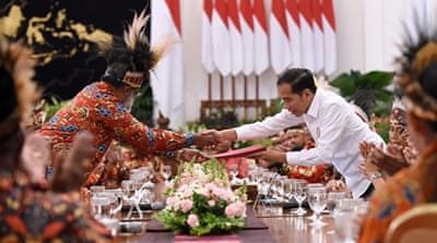 West Papua unrest tests Indonesia's Jokowi as second term begins