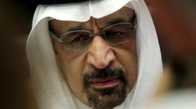 Why was Saudi Arabia's oil minister fired?