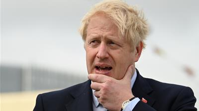 UK's PM Johnson likens himself to The Incredible Hulk