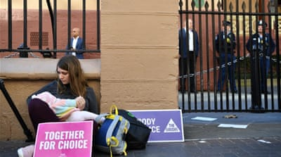 Abortion bill faces resistance in Australia's New South Wales